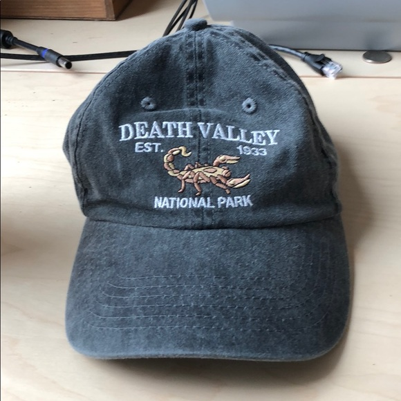 Accessories - Death Valley Baseball Cap 59b5a17038f6